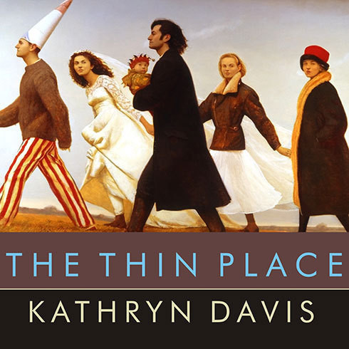 Printable The Thin Place Audiobook Cover Art