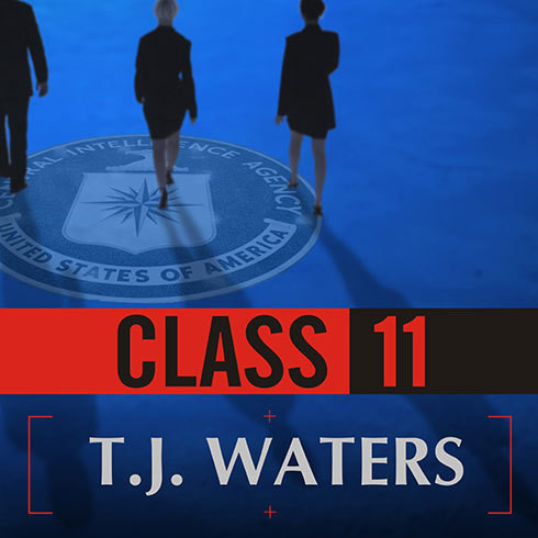 Printable Class 11: Inside the CIA's First Post-9/11 Spy Class Audiobook Cover Art