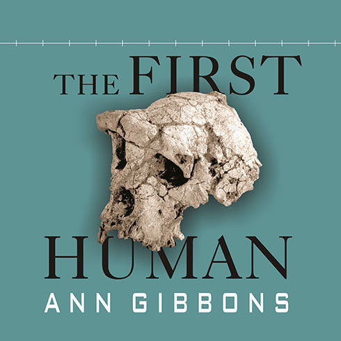 Printable The First Human: The Race to Discover Our Earliest Ancestors Audiobook Cover Art