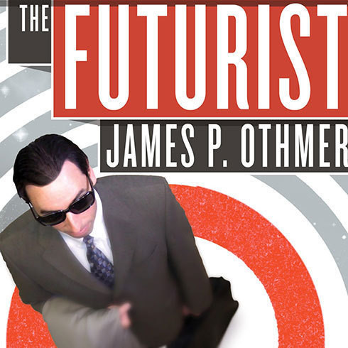 Printable The Futurist Audiobook Cover Art