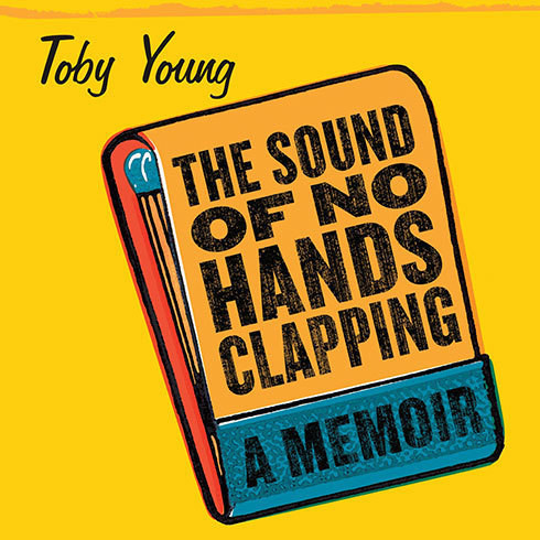 Printable The Sound of No Hands Clapping: A Memoir Audiobook Cover Art