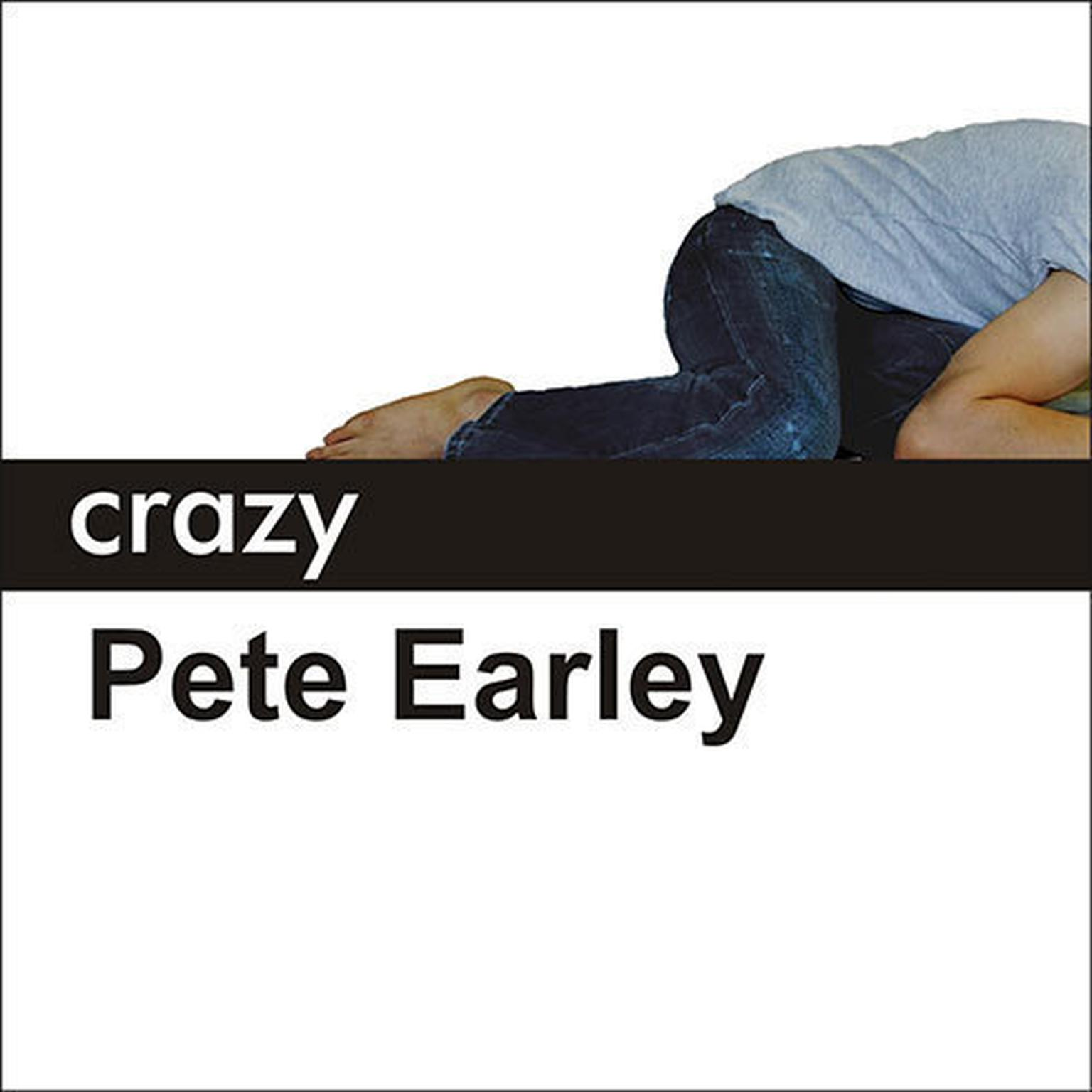 Printable Crazy: A Father's Search Through America's Mental Health Madness Audiobook Cover Art