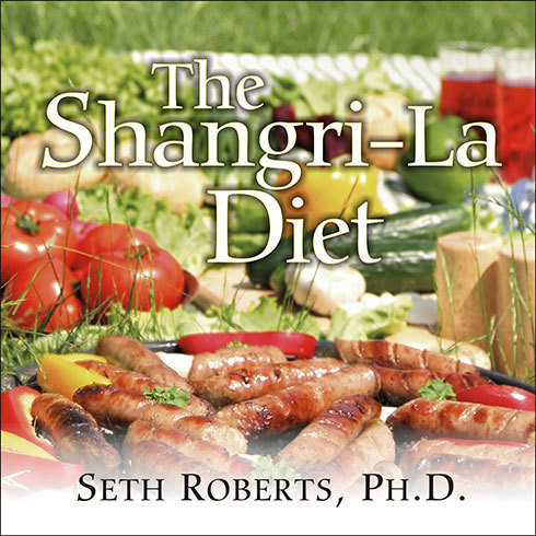 Printable The Shangri-La Diet Audiobook Cover Art