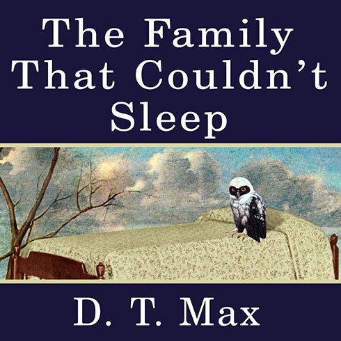 Printable The Family That Couldn't Sleep: A Medical Mystery Audiobook Cover Art