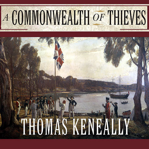 Printable A Commonwealth of Thieves: The Improbable Birth of Australia Audiobook Cover Art