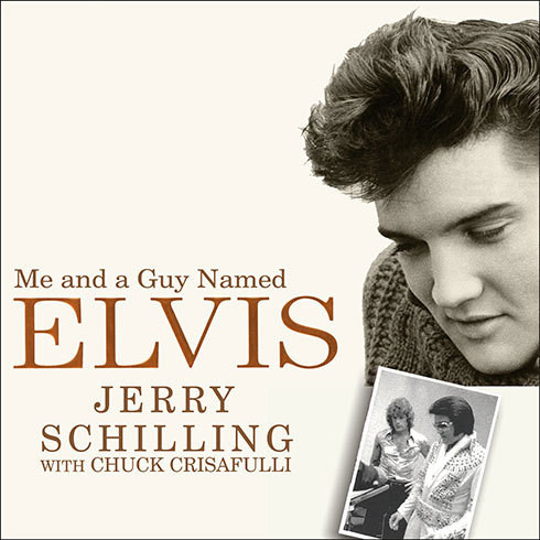 Printable Me and a Guy Named Elvis: My Lifelong Friendship with Elvis Presley Audiobook Cover Art