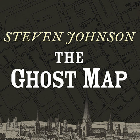 Printable The Ghost Map: The Story of London's Most Terrifying Epidemic—and How It Changed Science, Cities, and the Modern World Audiobook Cover Art