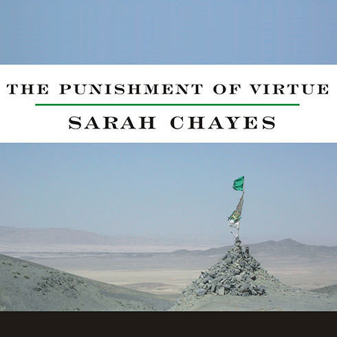 Printable The Punishment of Virtue: Inside Afghanistan after the Taliban Audiobook Cover Art