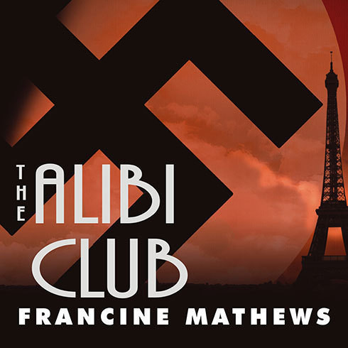 Printable The Alibi Club: A Novel Audiobook Cover Art
