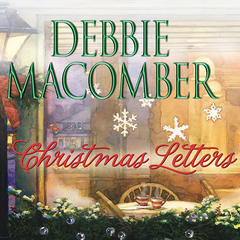 Printable Christmas Letters Audiobook Cover Art