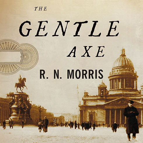Printable The Gentle Axe: A Novel Audiobook Cover Art
