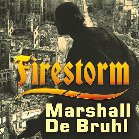 Printable Firestorm: Allied Airpower and the Destruction of Dresden Audiobook Cover Art