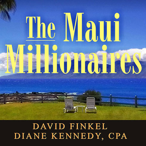 Printable The Maui Millionaires: Discover the Secrets behind the World's Most Exclusive Wealth Retreat and Become Financially Free Audiobook Cover Art