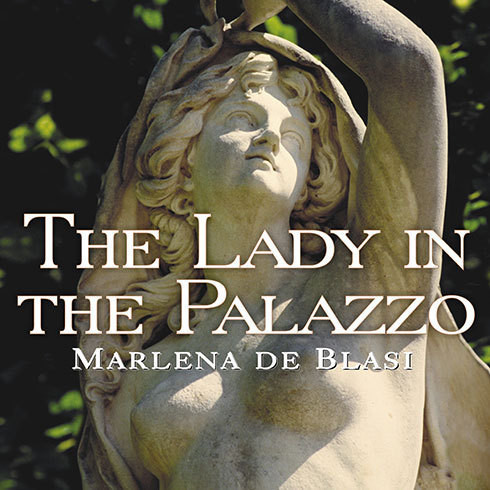Printable The Lady in the Palazzo: At Home in Umbria Audiobook Cover Art