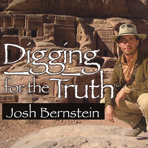 Printable Digging for the Truth: One Man's Epic Adventure Exploring the World's Greatest Archaeological Mysteries Audiobook Cover Art