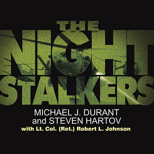 Printable The Night Stalkers: Top Secret Missions of the U.S. Army's Special Operations Aviation Regiment Audiobook Cover Art