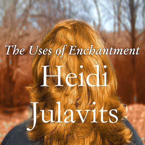 Printable The Uses of Enchantment: A Novel Audiobook Cover Art