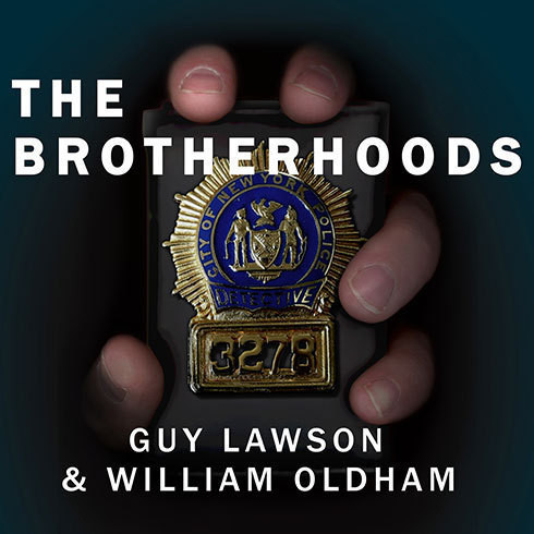 Printable The Brotherhoods: The True Story of Two Cops Who Murdered for the Mafia Audiobook Cover Art