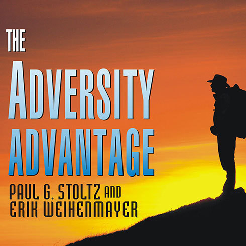 Printable The Adversity Advantage: Turning Everyday Struggles Into Everyday Greatness Audiobook Cover Art
