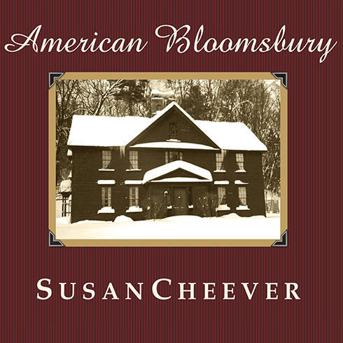 Printable American Bloomsbury: Louisa May Alcott, Ralph Waldo Emerson, Margaret Fuller, Nathaniel Hawthorne, and Henry David Thoreau: Their Lives, Their Loves, Their Work Audiobook Cover Art