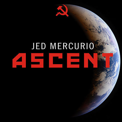 Printable Ascent: A Novel Audiobook Cover Art