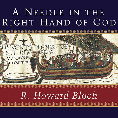 Printable A Needle in the Right Hand of God: The Norman Conquest of 1066 and the Making and Meaning of the Bayeux Tapestry Audiobook Cover Art