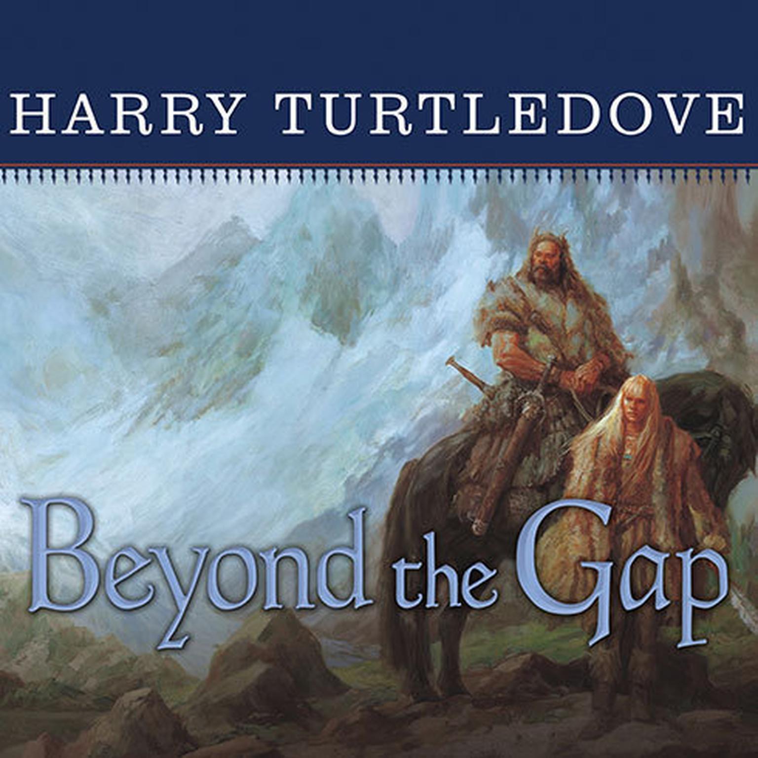 Printable Beyond the Gap Audiobook Cover Art
