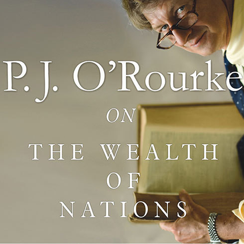 Printable On The Wealth of Nations Audiobook Cover Art