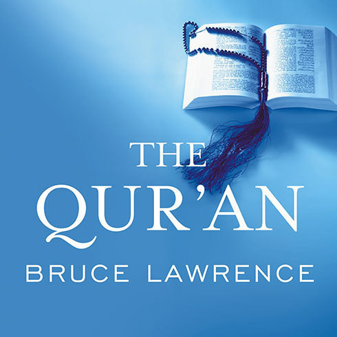 Printable The Qur'an: A Biography Audiobook Cover Art