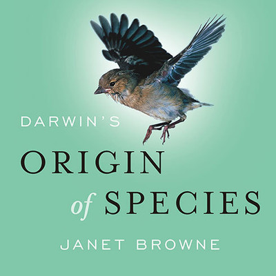 Darwin's Origin of Species: A Biography Audiobook, by Janet Browne