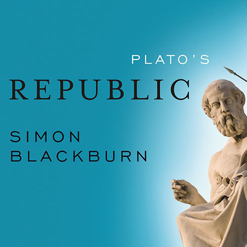 Printable Plato's Republic: A Biography Audiobook Cover Art