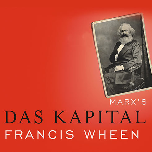 Printable Marx's Das Kapital: A Biography Audiobook Cover Art