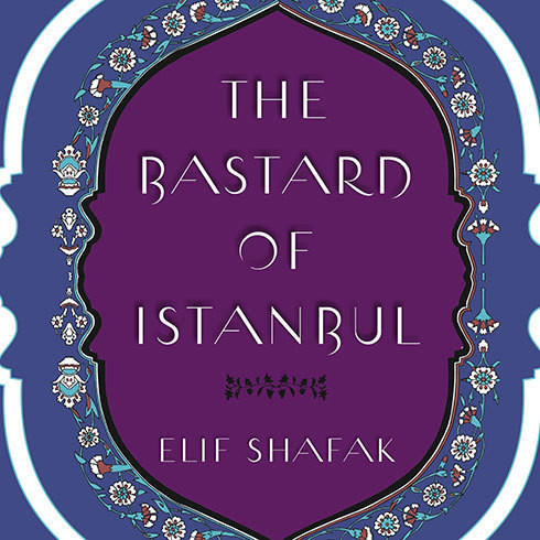 Printable The Bastard of Istanbul Audiobook Cover Art