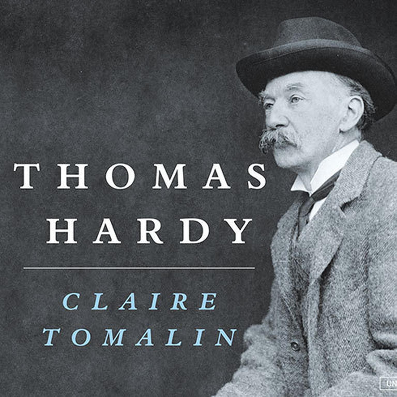 Printable Thomas Hardy Audiobook Cover Art