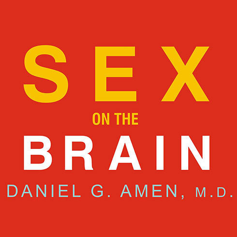Printable Sex on the Brain: 12 Lessons to Enhance Your Love Life Audiobook Cover Art