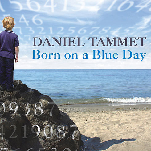 Printable Born on a Blue Day: A Memoir Audiobook Cover Art