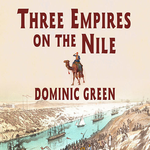 Printable Three Empires on the Nile: The Victorian Jihad, 1869-1899 Audiobook Cover Art