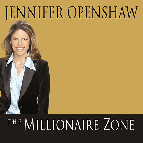 Printable The Millionaire Zone: Seven Winning Steps to a Seven-Figure Fortune Audiobook Cover Art