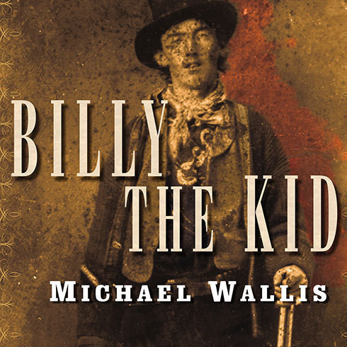 Printable Billy the Kid: The Endless Ride Audiobook Cover Art