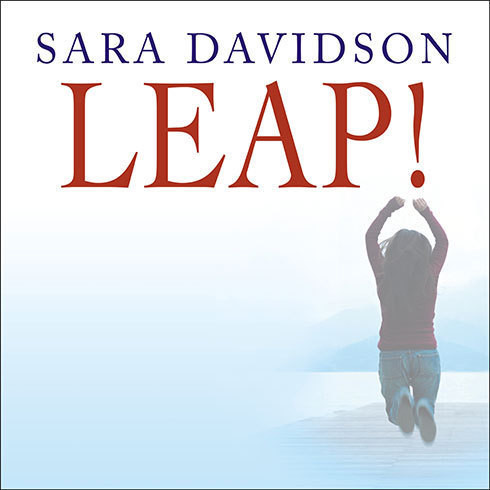 Printable Leap!: What Will We Do with the Rest of Our Lives? Audiobook Cover Art