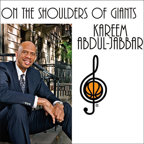Printable On the Shoulders of Giants: My Journey Through the Harlem Renaissance Audiobook Cover Art