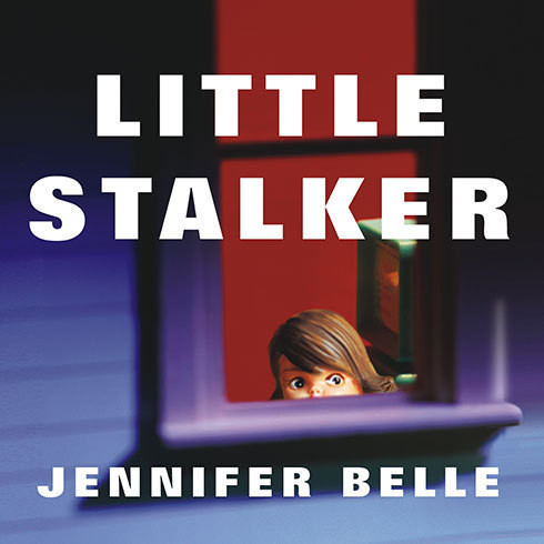 Printable Little Stalker Audiobook Cover Art