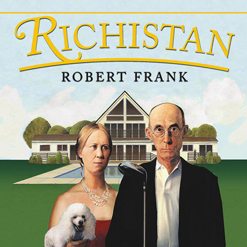 Printable Richistan: A Journey through the American Wealth Boom and the Lives of the New Rich Audiobook Cover Art