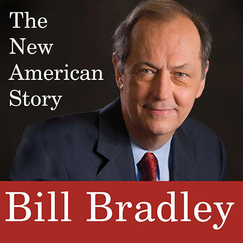 Printable The New American Story Audiobook Cover Art