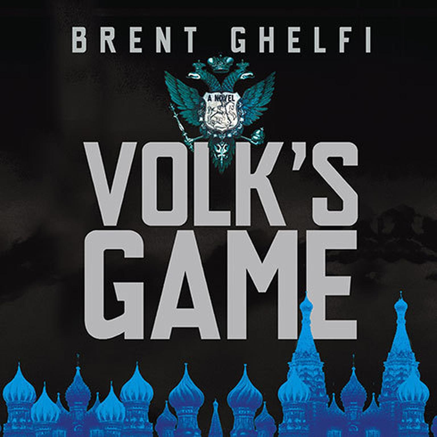 Printable Volk's Game: A Novel Audiobook Cover Art