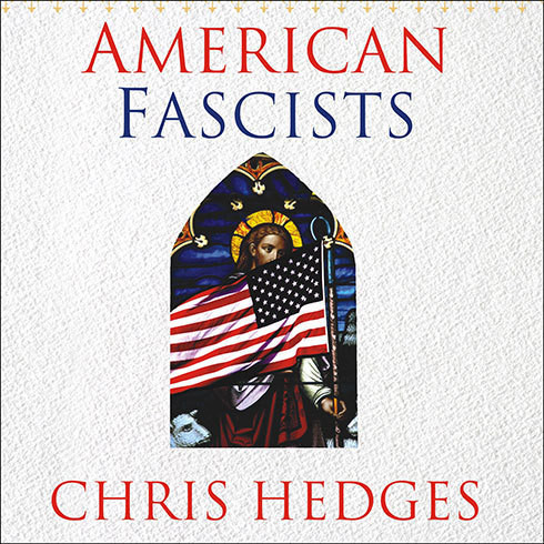 Printable American Fascists: The Christian Right and the War on America Audiobook Cover Art