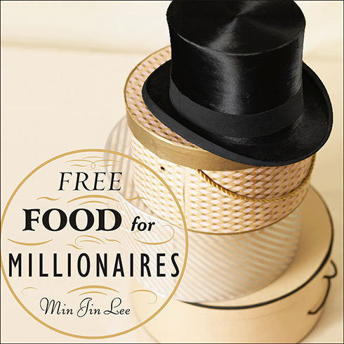 Printable Free Food for Millionaires: A Novel Audiobook Cover Art