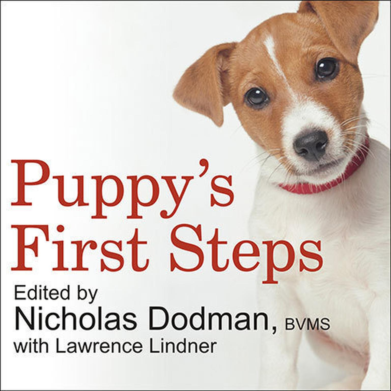 Printable Puppy's First Steps: Raising a Happy, Healthy, Well-Behaved Dog Audiobook Cover Art