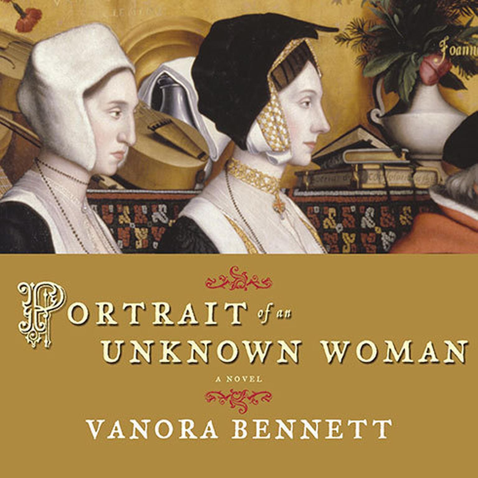 Printable Portrait of an Unknown Woman: A Novel Audiobook Cover Art