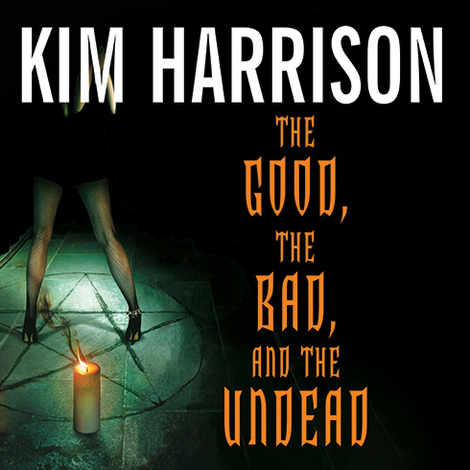 Printable The Good, the Bad, and the Undead Audiobook Cover Art